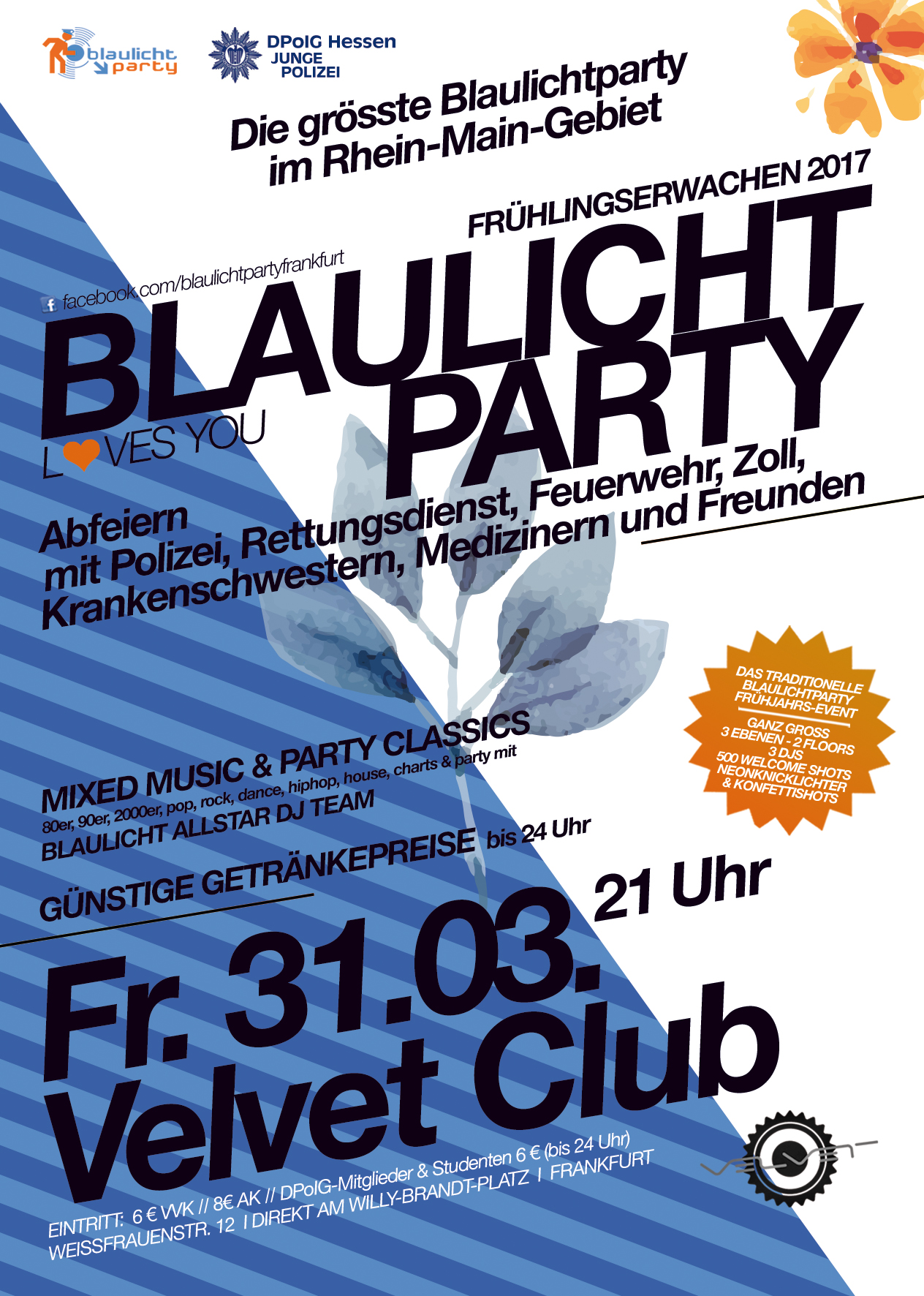 Velvet frankfurt single party